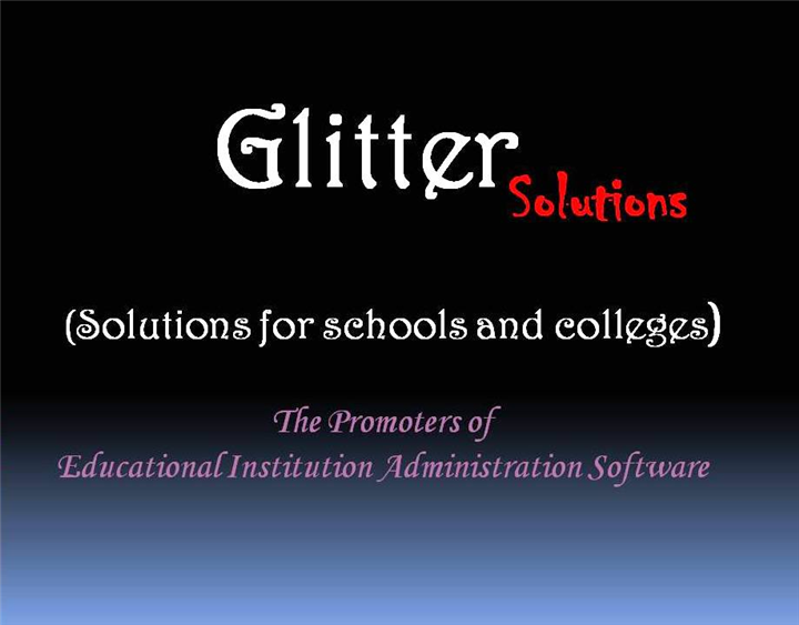 Glitter Solutions