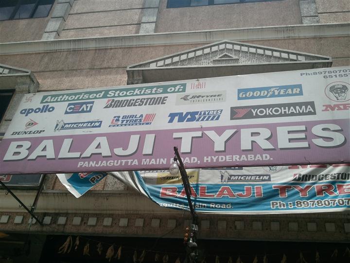 Balaji Tyres