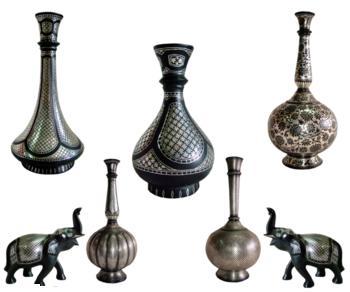 Bidri crafts
