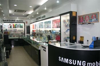 Samsung Exclusive Shop