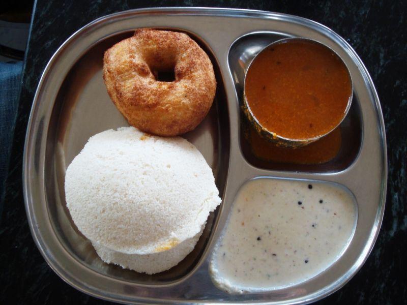 Karuppa Swami South Indian Food