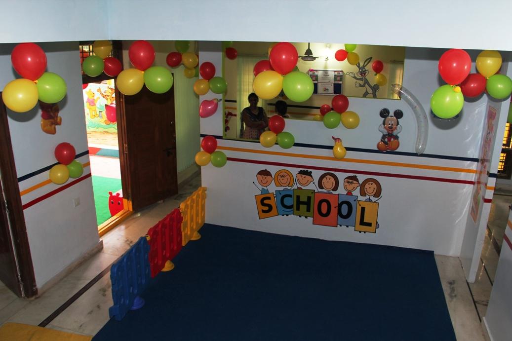 Little Einsteins Play School - Kondapur