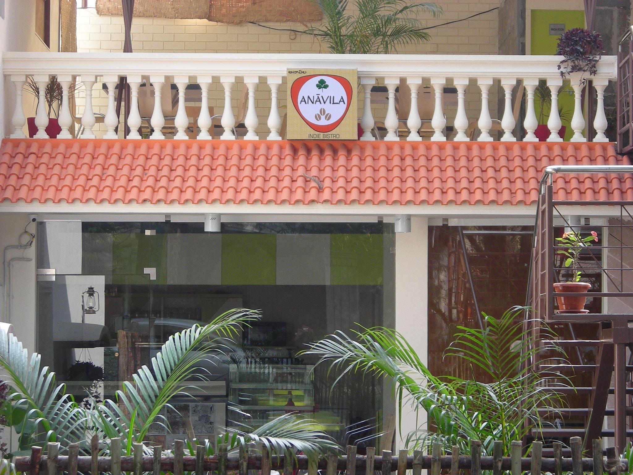 ANAVILA - Indie Bistro & Coffee Shop