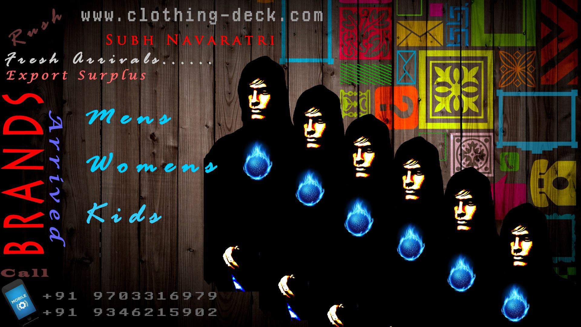 clothing Deck