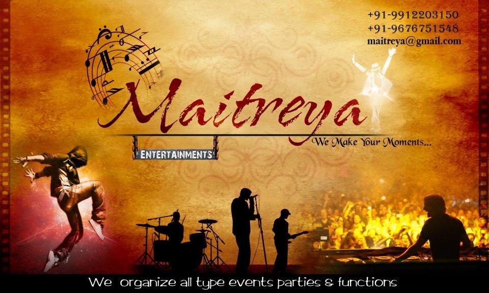 maitreya events & entertainments