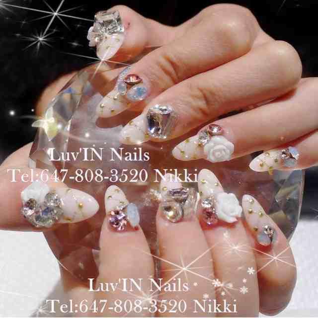 LUV IN Nails Nikki Studio