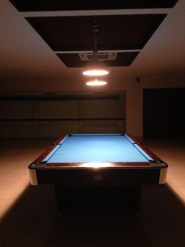 147 Snooker Club