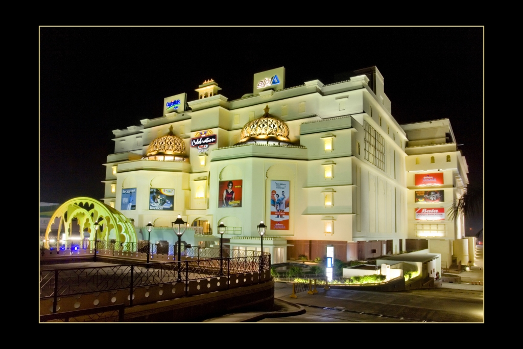 The Celebration Mall - Udaipur