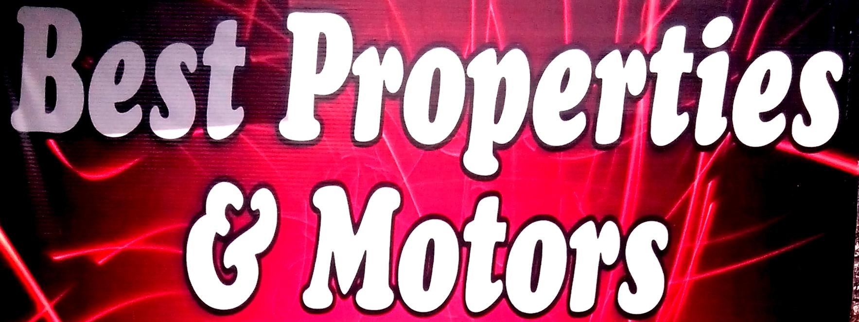 Best properties & motors
