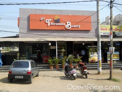 Sri Thirumala Bakery