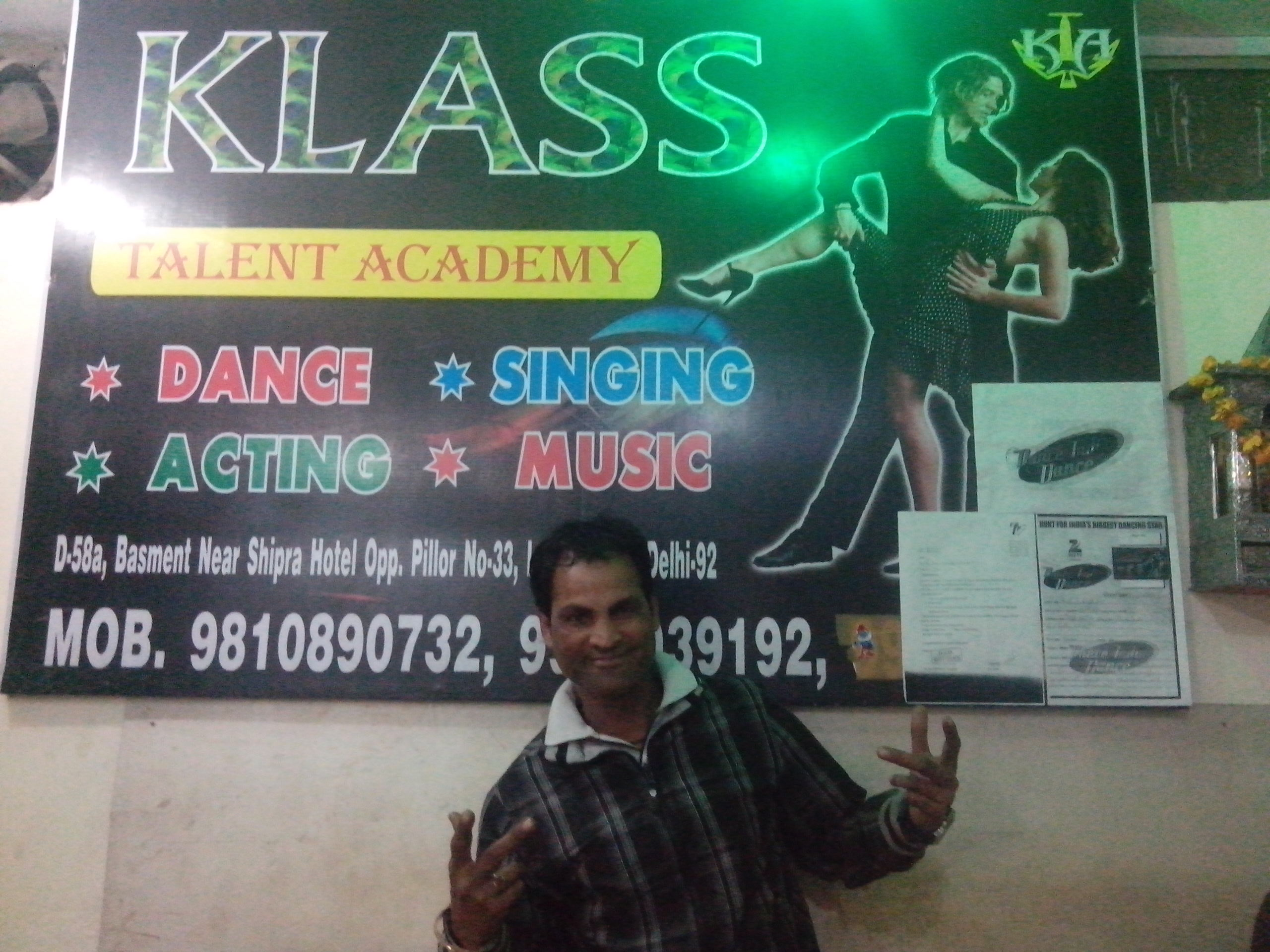 KLASS  Talent Academy