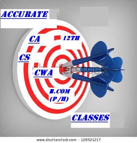 Accurate Classes