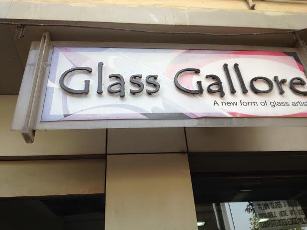 Glass gallore glass business