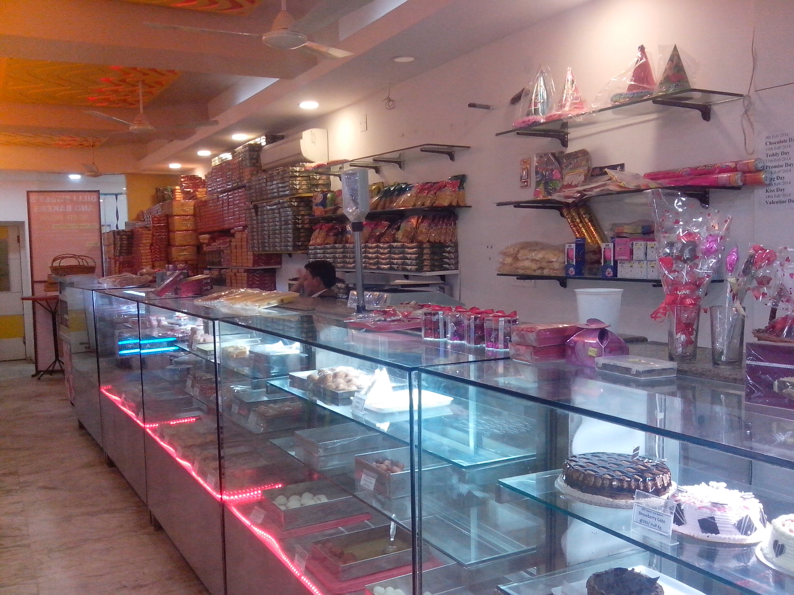 Dilli Sweets & Bakers