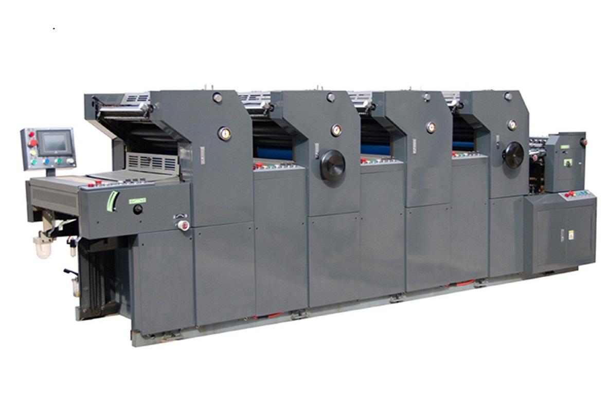 Offset Printing Machine Mechanic