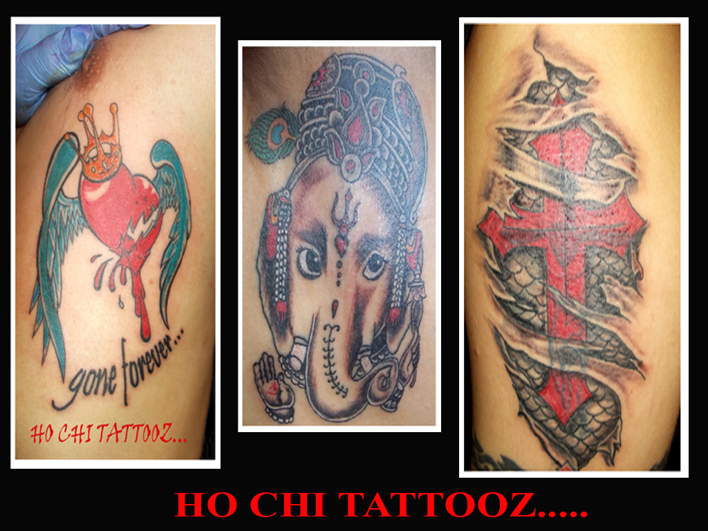 HO CHI TATTOO STUDIO