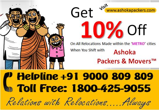 Ashoka Packers and Movers Delhi NCR
