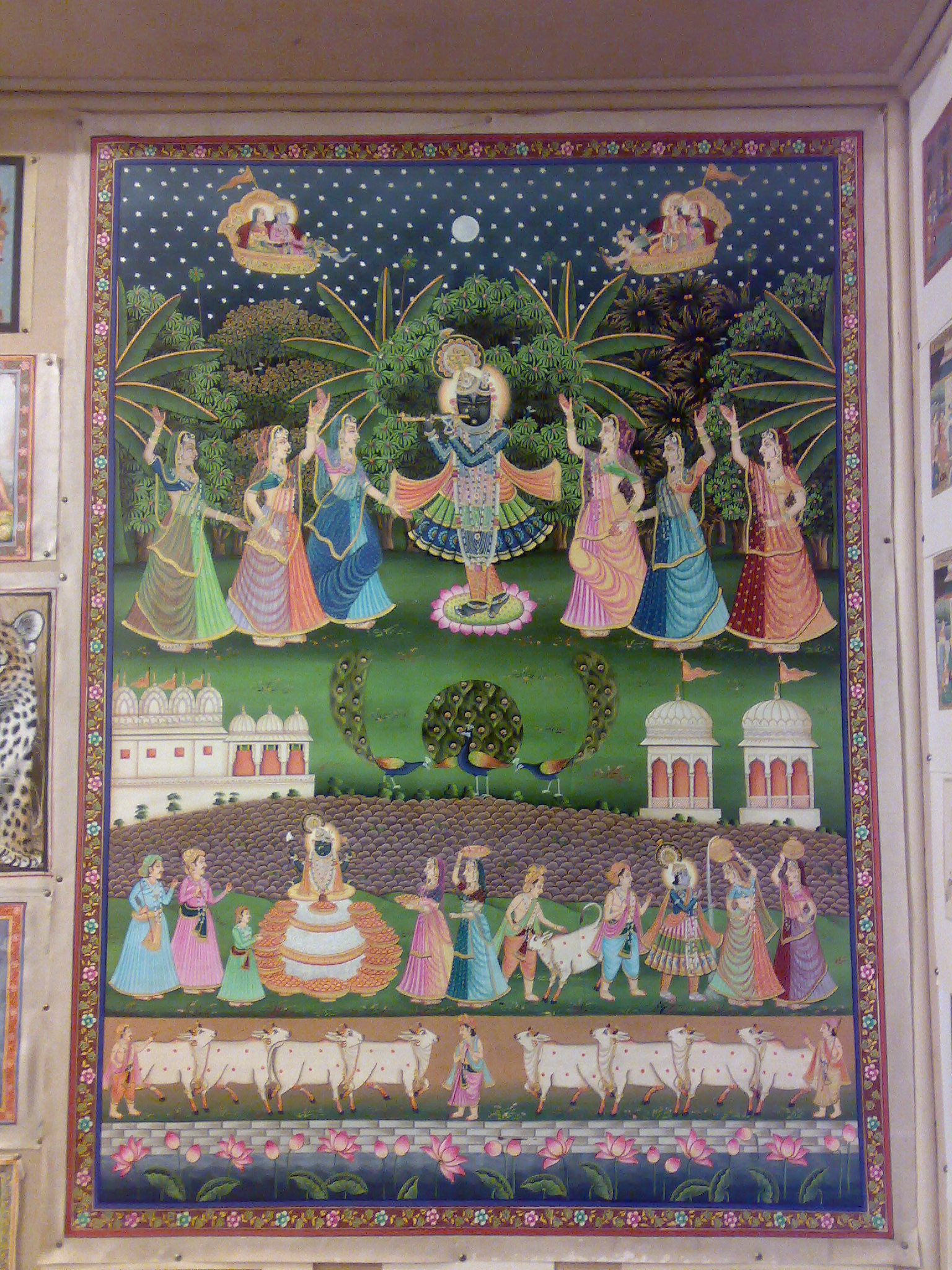 N.K Soni Paintings and collectible Udaipur