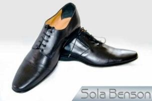 Shola Benson Shoes
