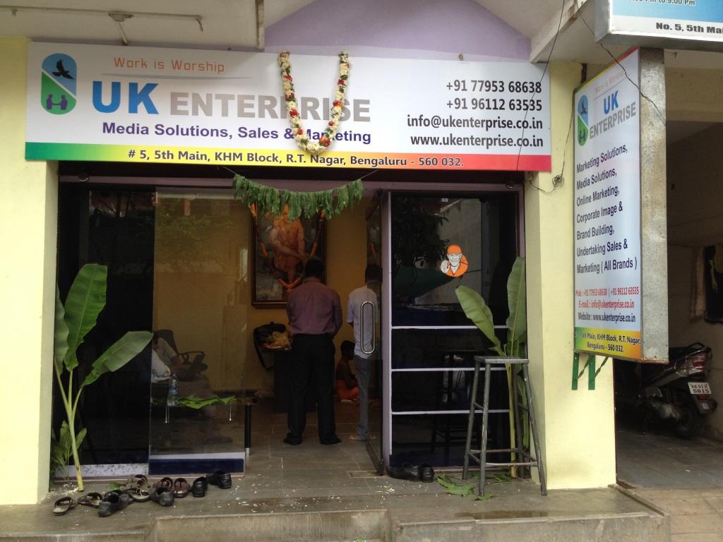 U k enterprise