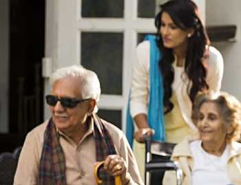 SNeH - End to end Preventive Healthcare Services and Proactive Health Monitoring for the Elderly in the comfort of their home