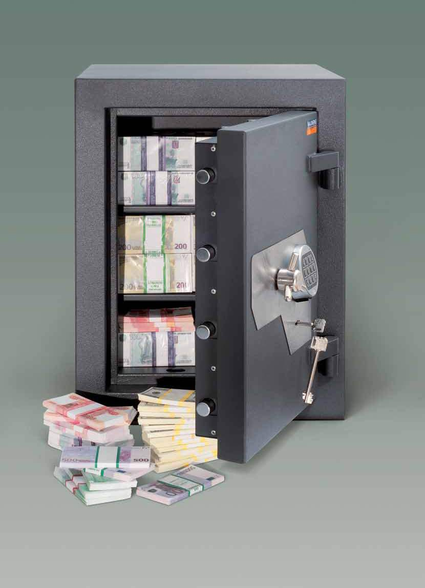 Mekas Fire Proof Safe And Security Company Limited