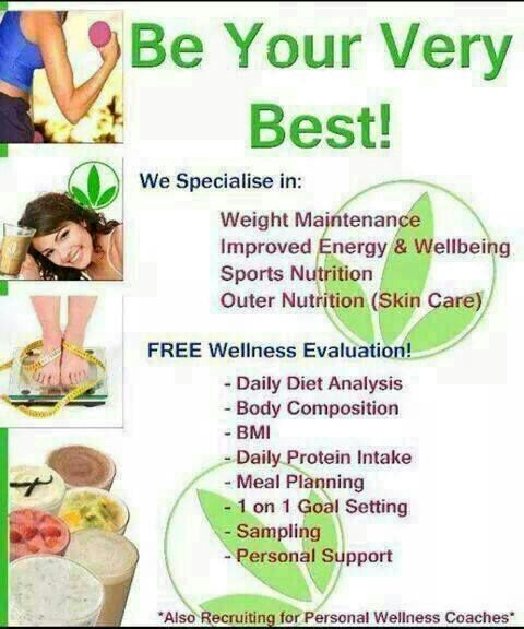 Herbalife distributor or products for weight lose or gain