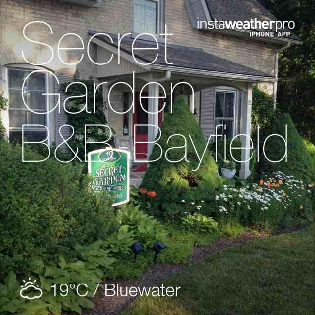 Secret Garden of Bayfield