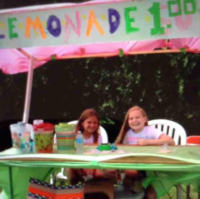 Delaney And Sophies Lemonade