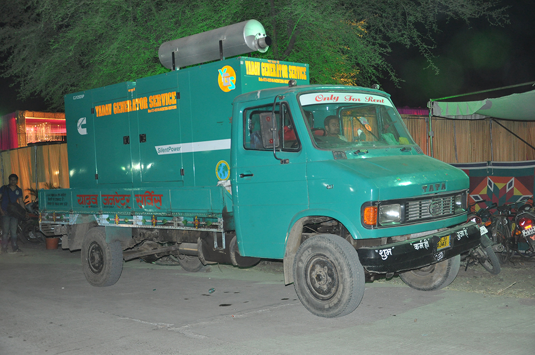 Yadav Generator Service