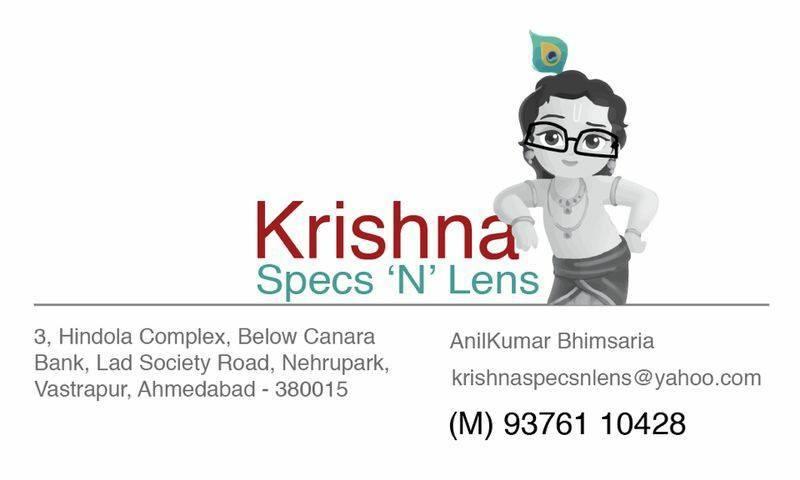 Krishna Specs