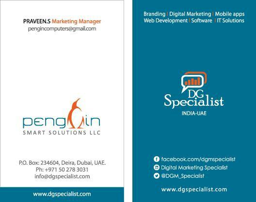 Dg Specialist