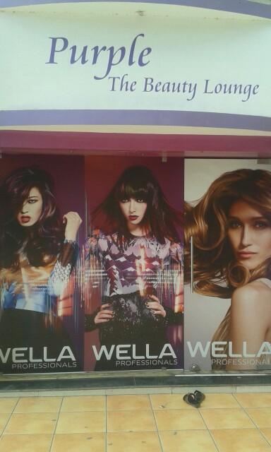 Purple the beauty lounge