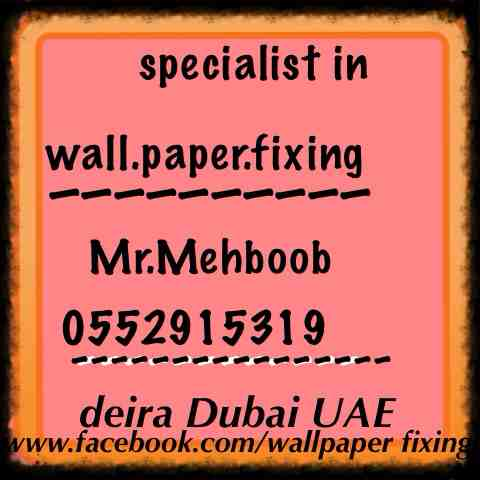 Wallpaperfixer