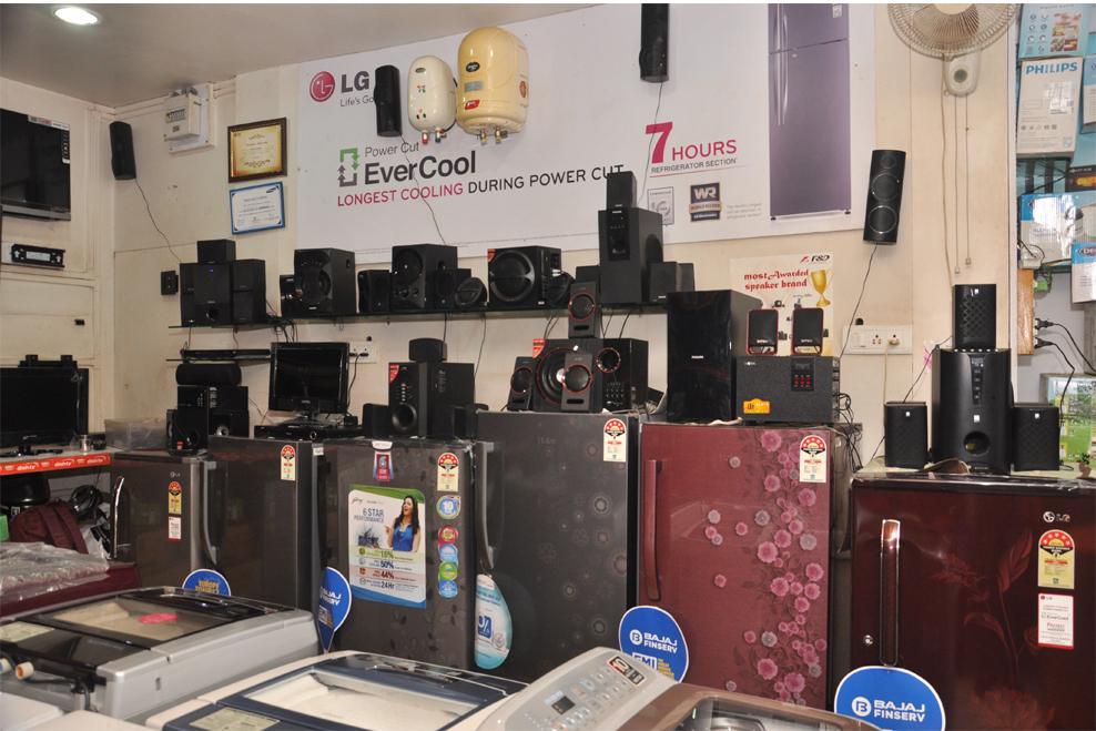 Shri Trimurti Electronics