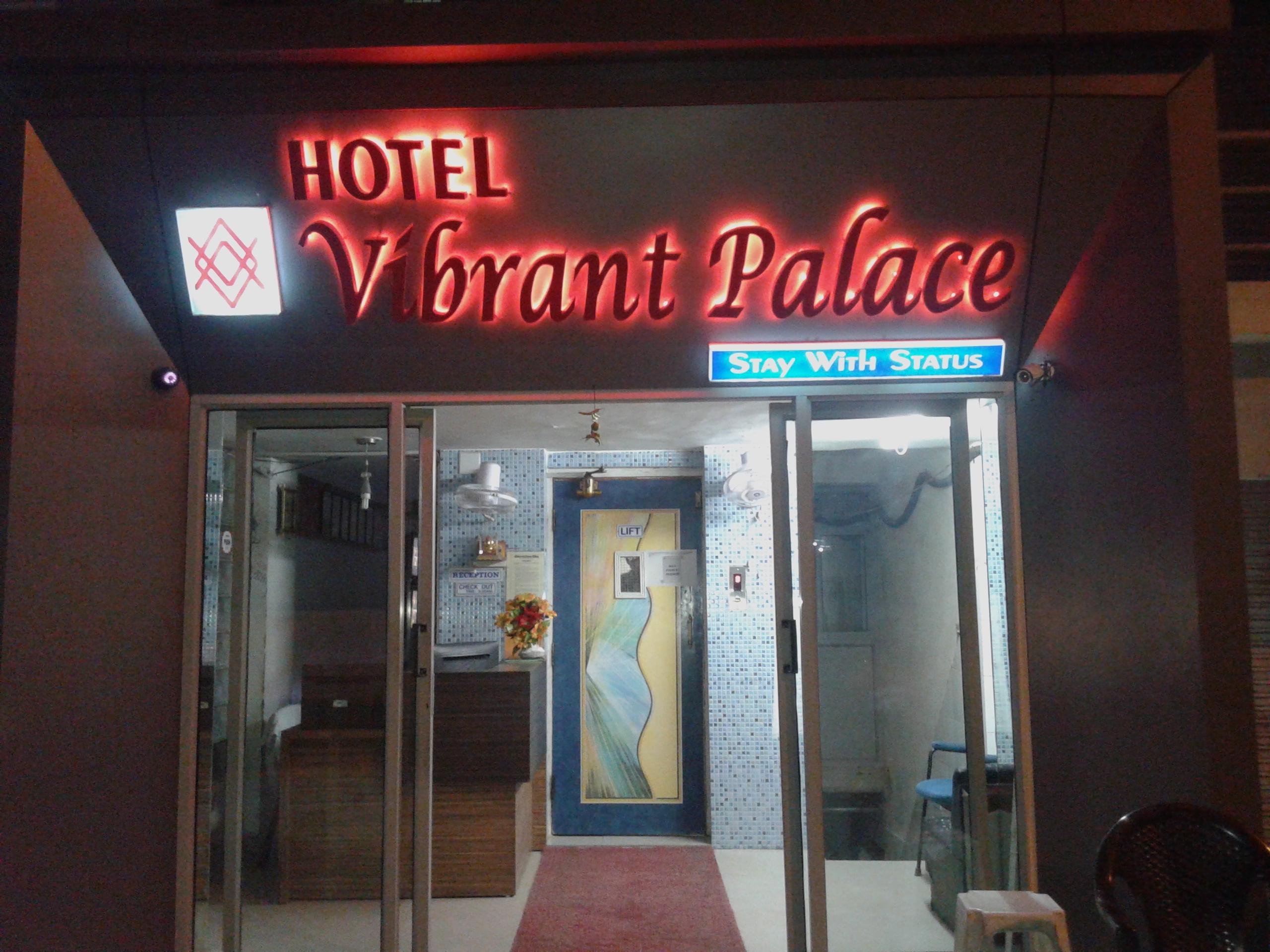 Hotel Vibrant Palace