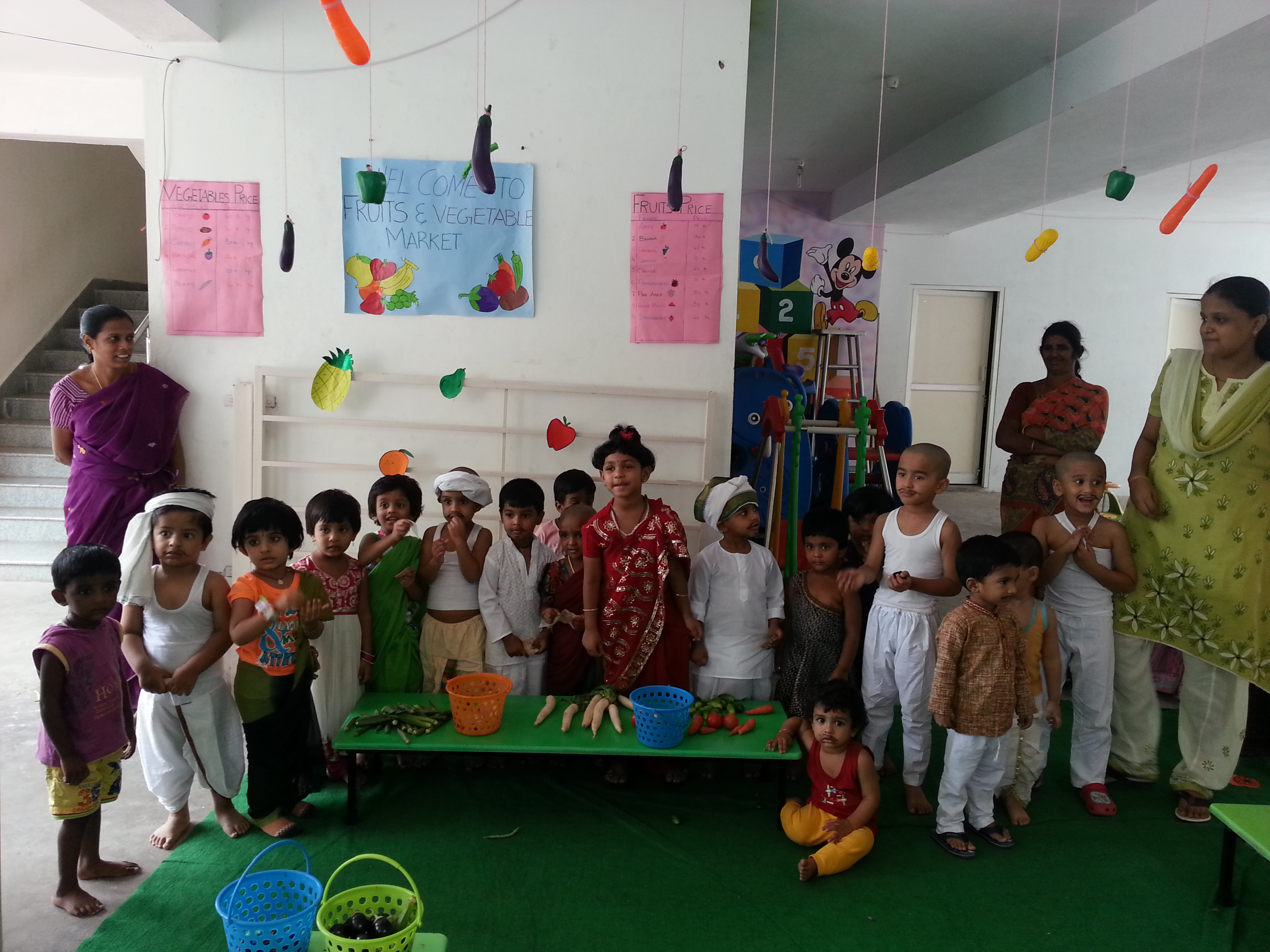 Chickadee Preschool & Hobby Zone