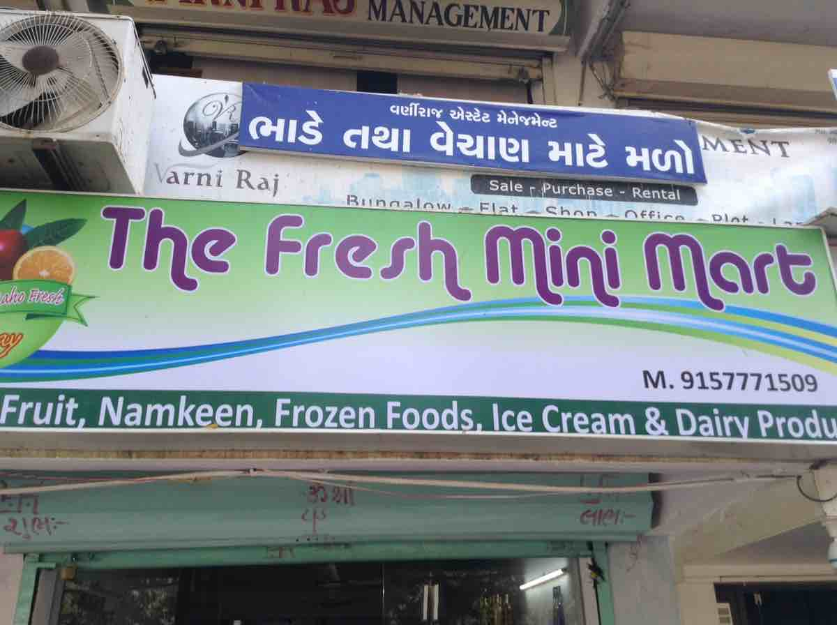 The Fresh Mini Mart