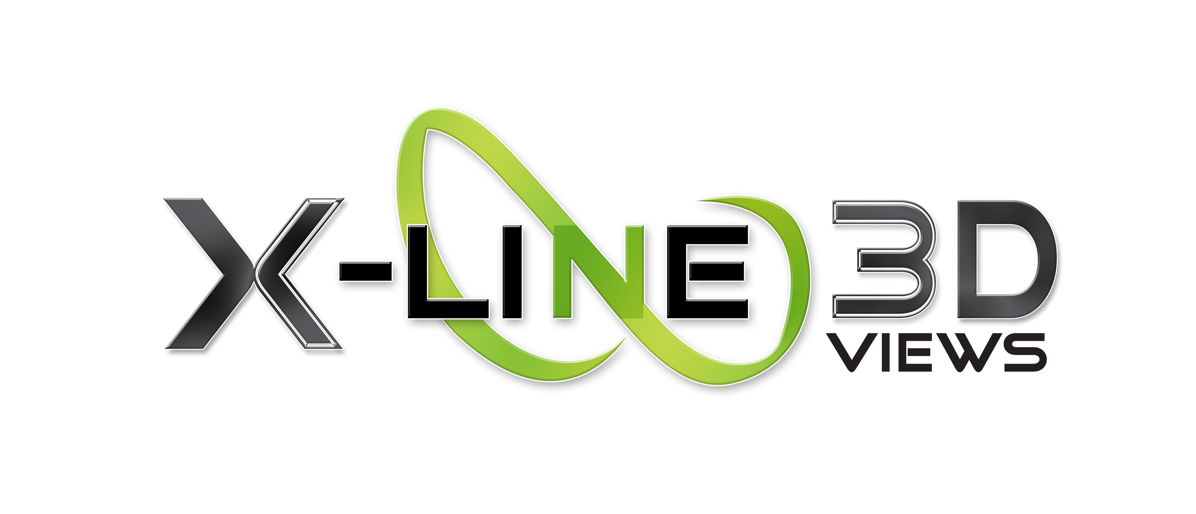 Xline 3d views