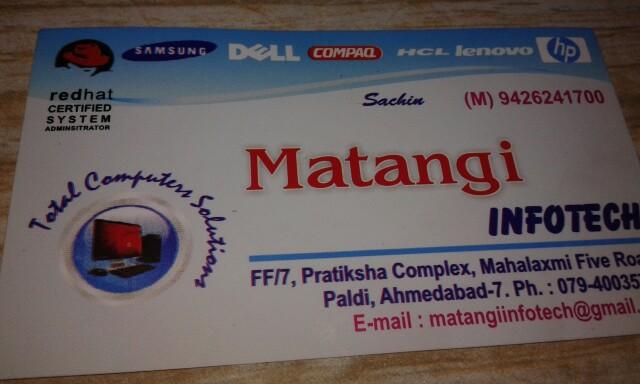 Matangi Infotech