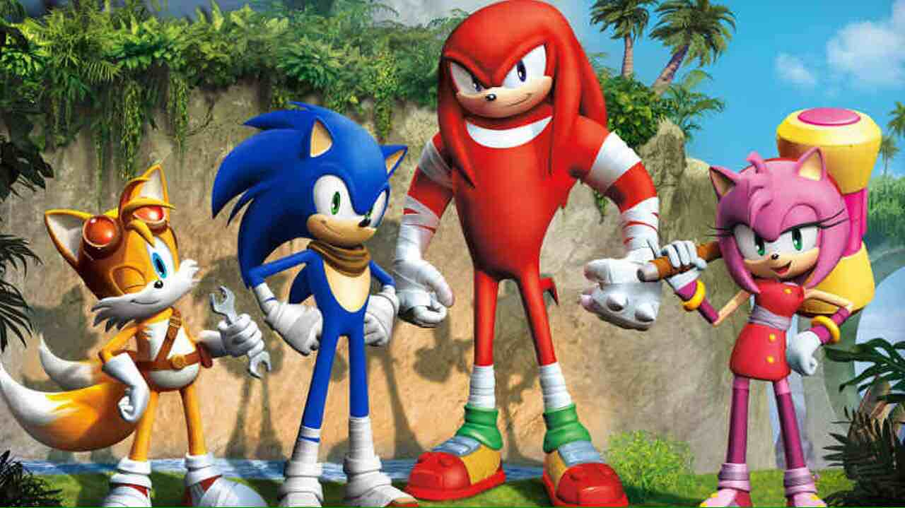 Sonic Fox 5