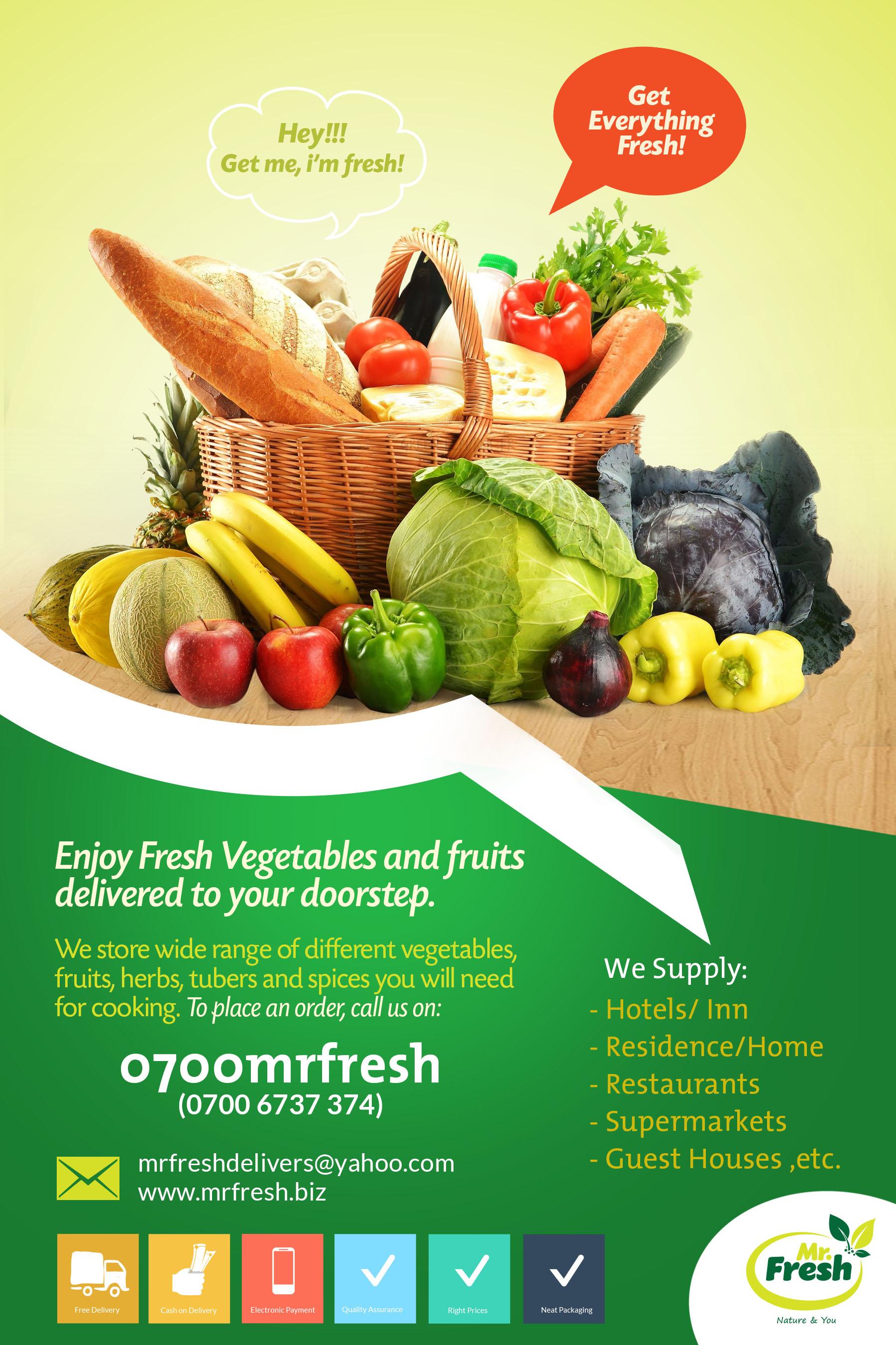 Mr FreshGoodies Nigeria Limited