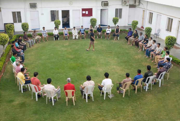 Rama Drug De Addcition and Rehabilitation Center Delhi