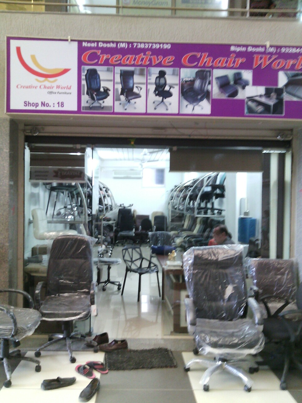 Creative Chair World