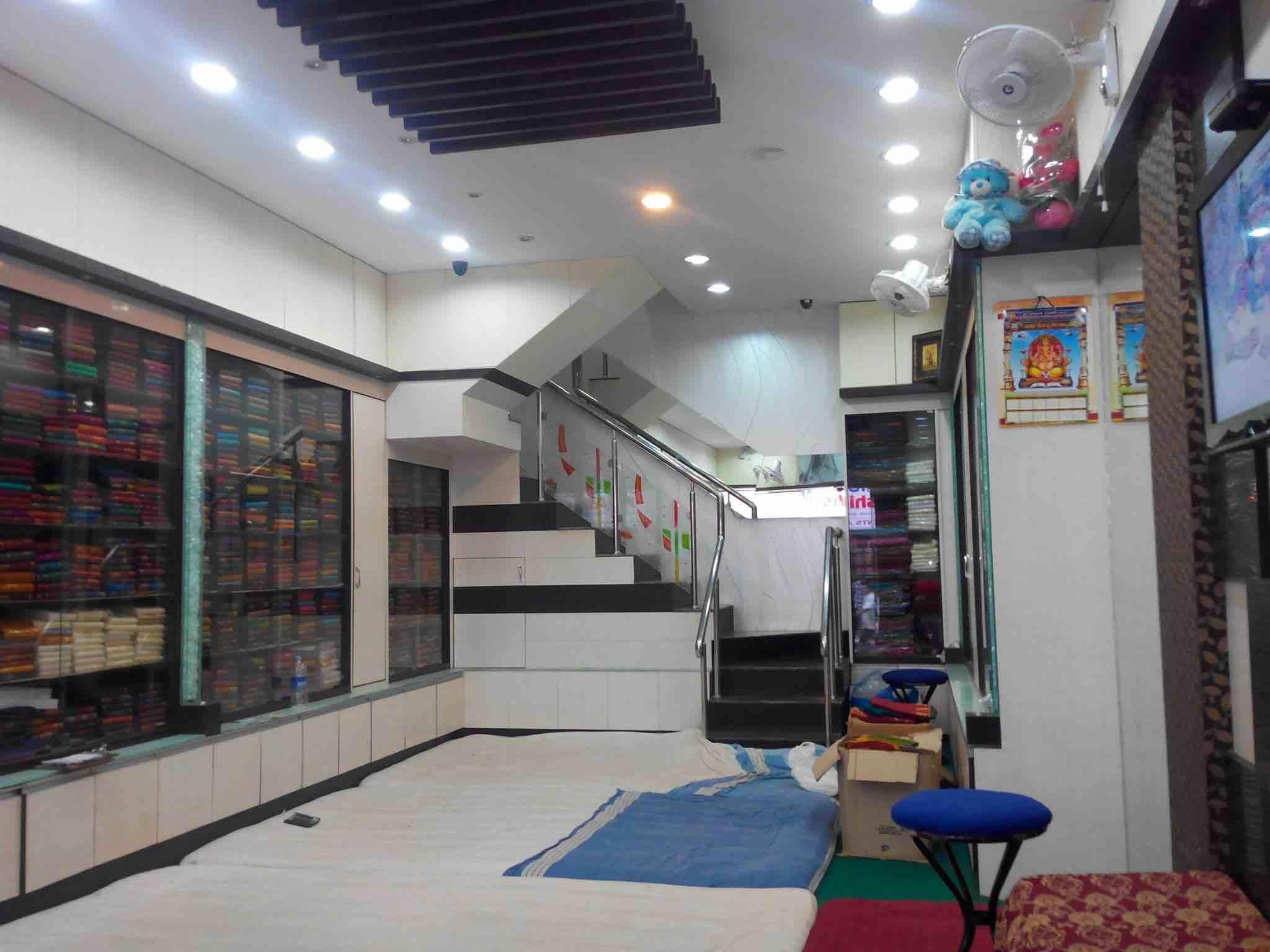 Deepak Society Silks