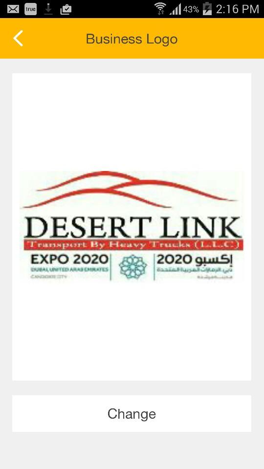 Desert Link Transport By Heavy Truck L.L.C.