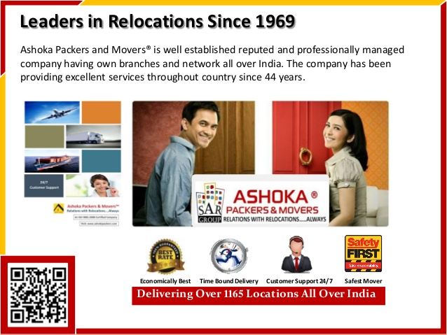 Ashoka Packers Movers Pune