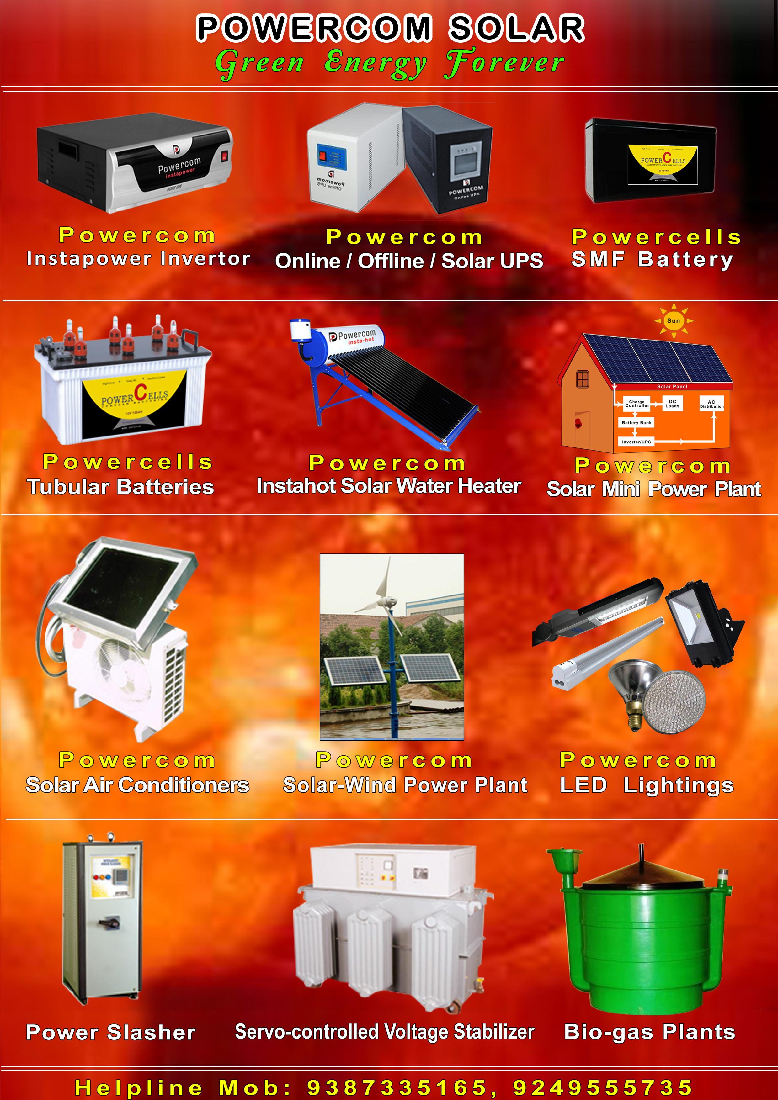 Powercom Solar