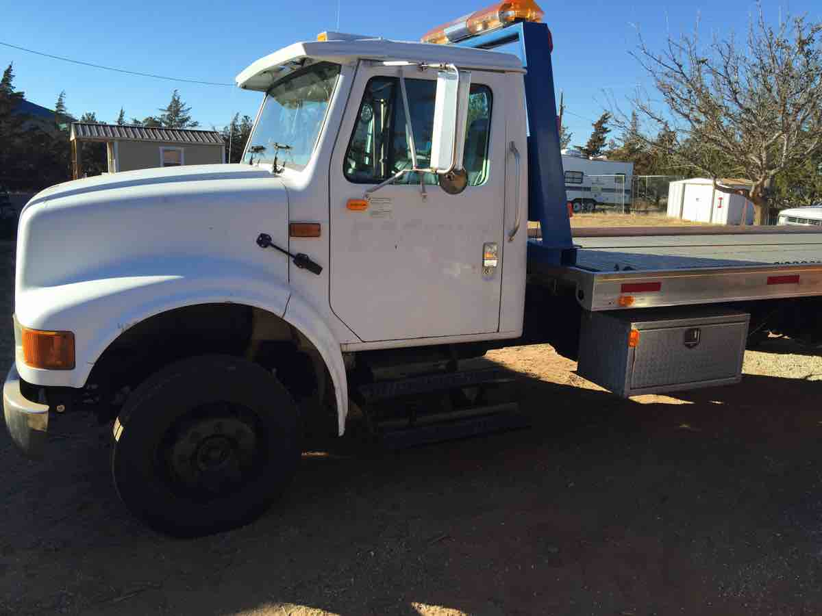 Thompsons Towing & Recovery