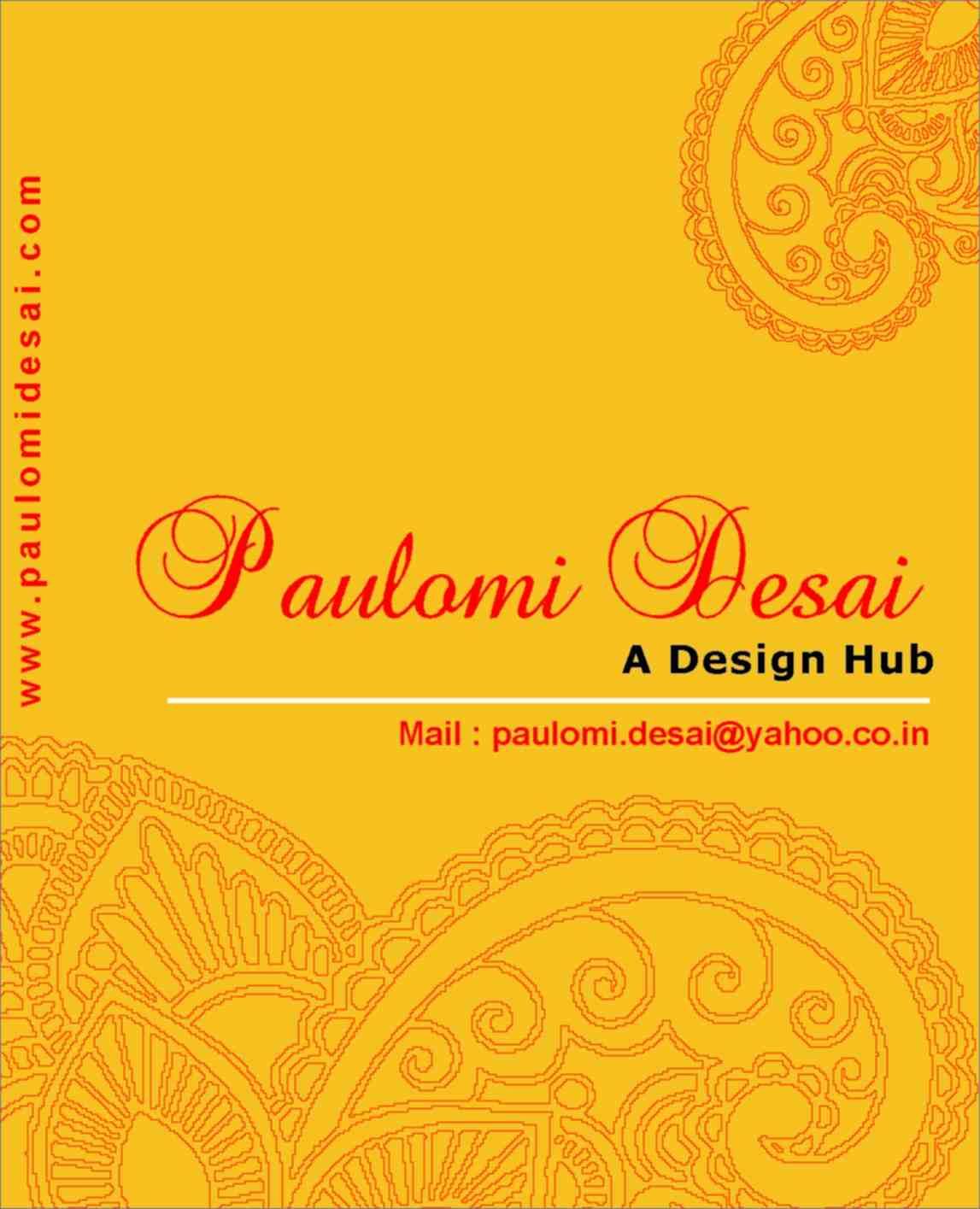 Paulomi Desai